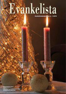 Evankelistan joululehti 2019